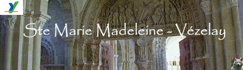 Vézelay (89) Ste Marie Madeleine Logo