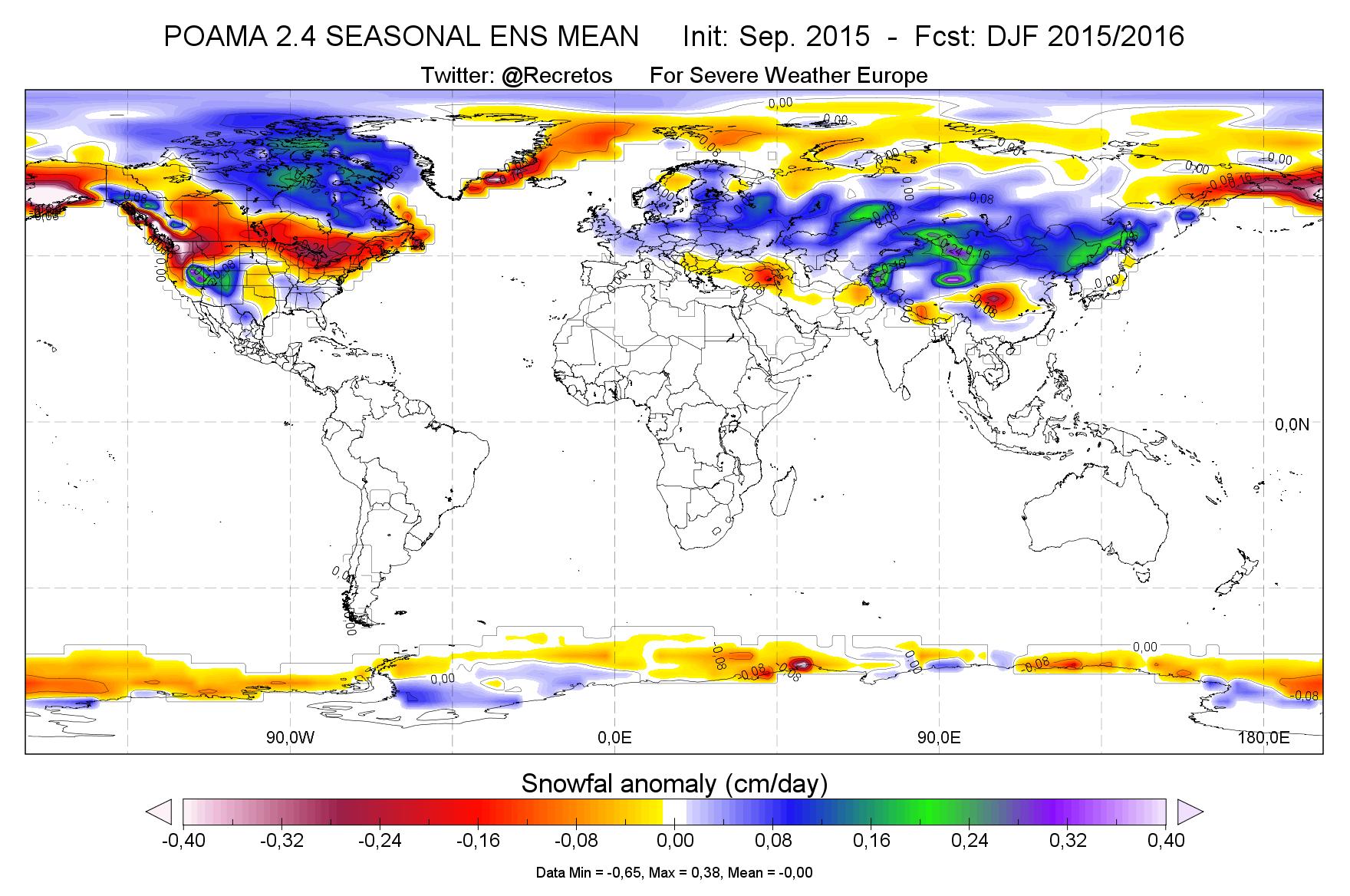 Prévisions des futures chutes de neige pour l'hiver 2015-2016 Previsions-anomalies-chutes-de-neige-monde-2015-2016