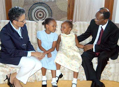 Danger: Barack Obama is a Socialist Aristide-family