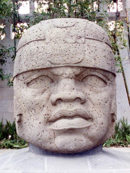Les Olmèques. L'Enigme Olmèque San-lorenzo-1