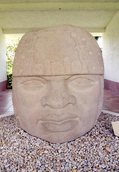 Les Olmèques. L'Enigme Olmèque San-lorenzo-8