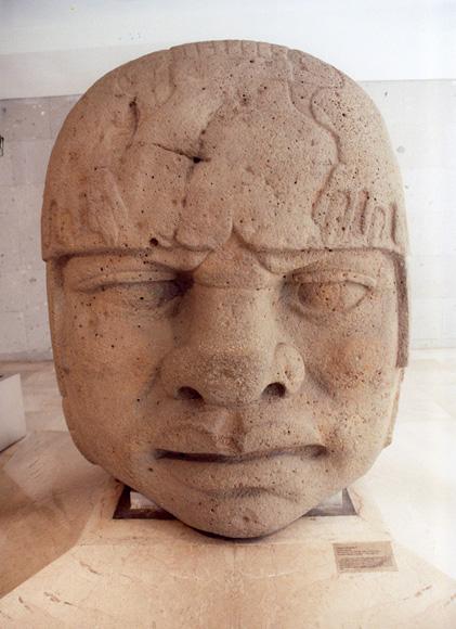 Les Olmèques. L'Enigme Olmèque Museum-11