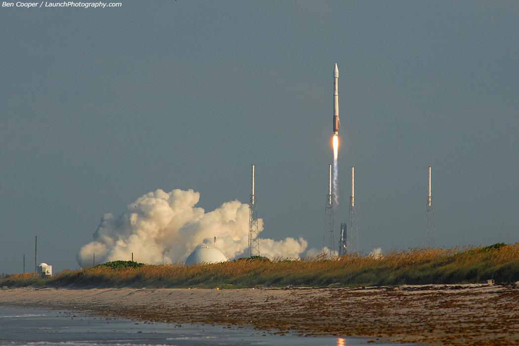 Atlas V 401 (PAN) - 8.9.2009 PAN