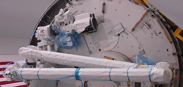 [STS124 / ISS 1J] Discovery : Préparatifs - Page 3 STS-124_Kibo_7