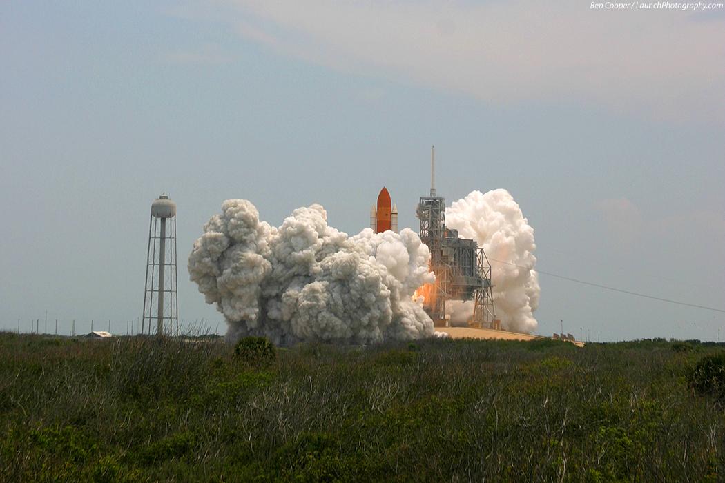 [STS-125] Atlantis : suivi du lancement (11/05/2009) - Page 11 STS-125_9