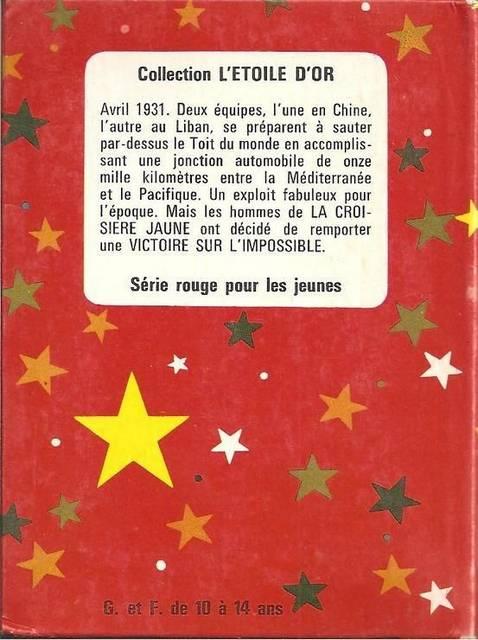 Livres sur les Croisières Citroën Bossard_b