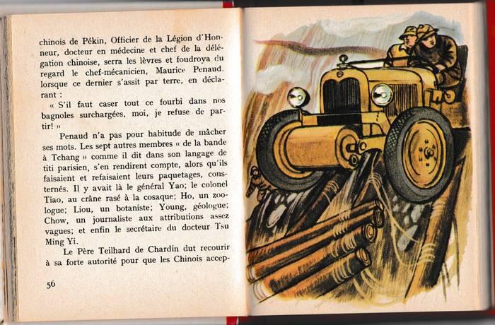 Livres sur les Croisières Citroën Bossard_c