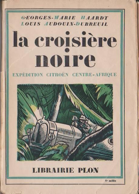 Livres sur les Croisières Citroën Noire