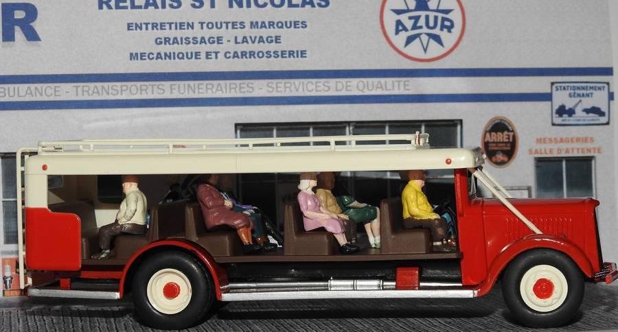 Autobus d'autrefois  Passagers2