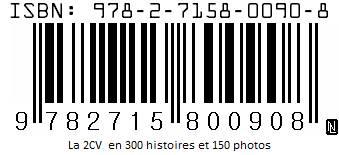 Livres sur les 2CV  L2CV01b