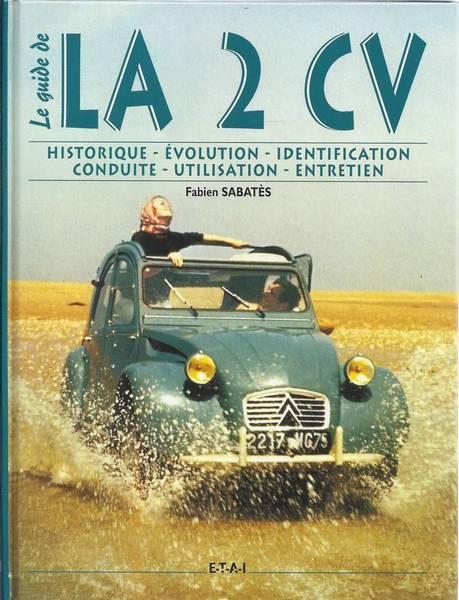 Livres sur les 2CV  L2CV03a