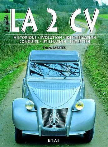 Livres sur les 2CV  L2CV03d