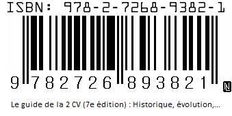Livres sur les 2CV  L2CV03g