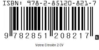 Livres sur les 2CV  L2CV05b