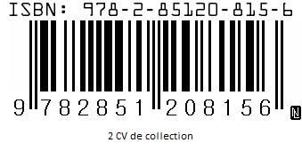 Livres sur les 2CV  L2CV15b