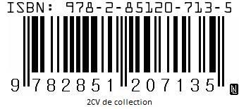 Livres sur les 2CV  L2CV16b