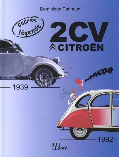 Livres sur les 2CV  L2CV23a