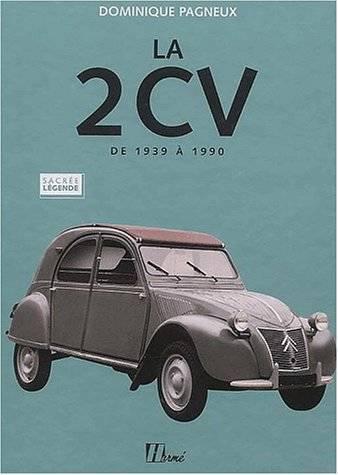 Livres sur les 2CV  L2CV23d