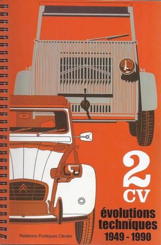 Livres sur les 2CV  L2CV35a