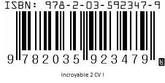 Livres sur les 2CV  L2CV54b