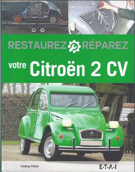Livres sur les 2CV  L2CV56a