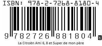 Livres sur l'Ami 6 et l'Ami 8 LAMI01b
