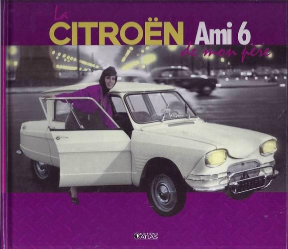 Livres sur l'Ami 6 et l'Ami 8 LAMI02a