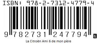 Livres sur l'Ami 6 et l'Ami 8 LAMI02b