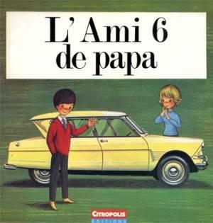 Livres sur l'Ami 6 et l'Ami 8 LAMI03a