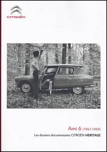 Livres sur l'Ami 6 et l'Ami 8 LAMI05a