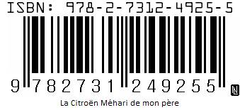 Livres sur les Méhari LMEH01b