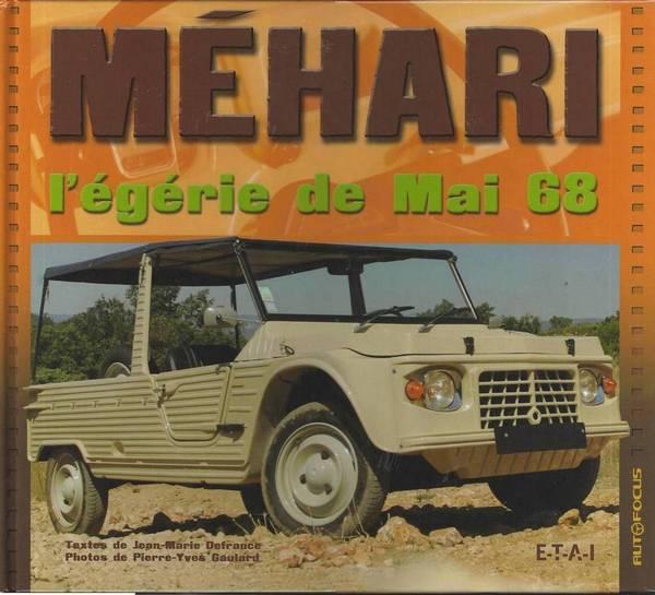 Livres sur les Méhari LMEH04a