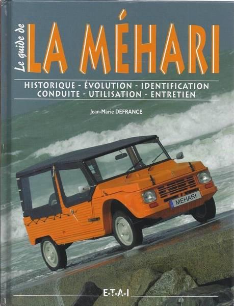 Livres sur les Méhari LMEH05a