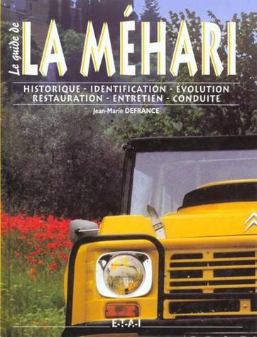 Livres sur les Méhari LMEH05d