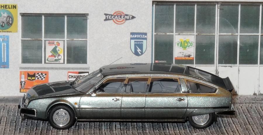 CX Nilsson Limousine DDR de chez Matrix CXLimo