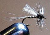 Compendio de 30 Montajes de Diversas Moscas por www.lavaguada.cl Mosquito-dry-fly109