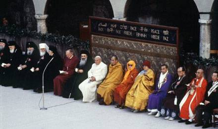 "Les ""religions"" de Babylone la Grande. 21215_assise-jean-paul-ii_440x260"