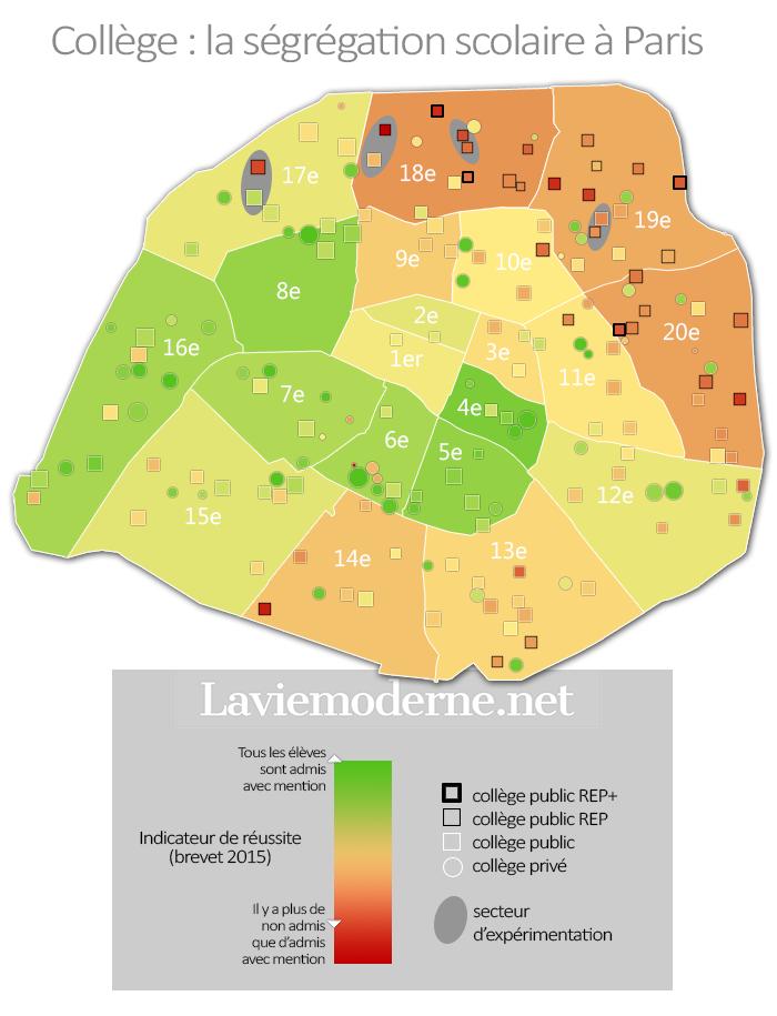 À mes amis qui trichent avec la carte scolaire (Libé) - Page 4 LVM-segregation-scolaire-paris