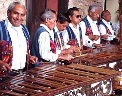 mi linda Costa Rica... Marimba