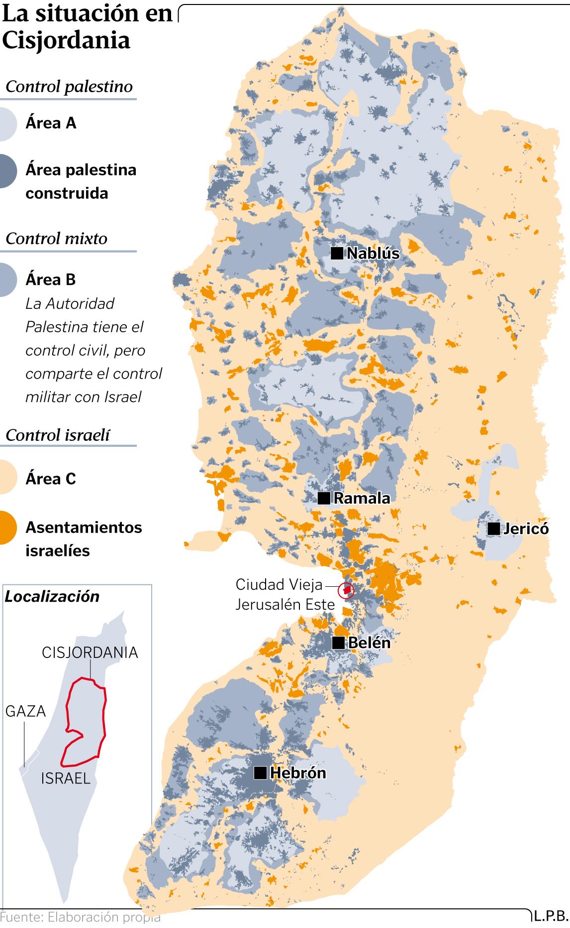 Palestina: Violencia ejercida por Israel en la ocupación. Respuestas y acciones militares palestinas. - Página 14 Israel