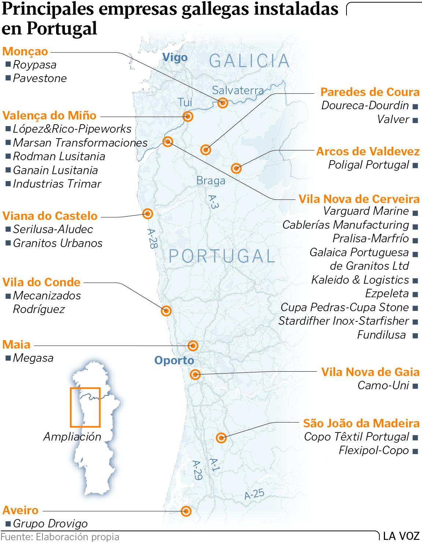 Galicia, economía. Dinámica imperialista del capitalismo, con todas sus contradicciones, incluso en zonas de menor dinamismo y desarrollo. Gy21p33g1-01