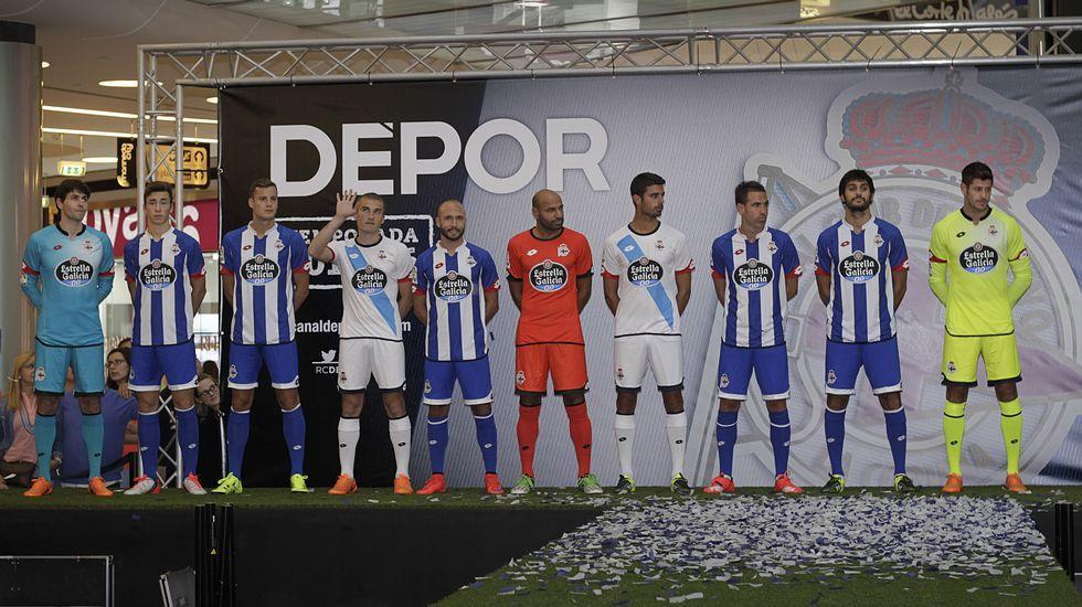 Hilo del Deportivo de la Coruña