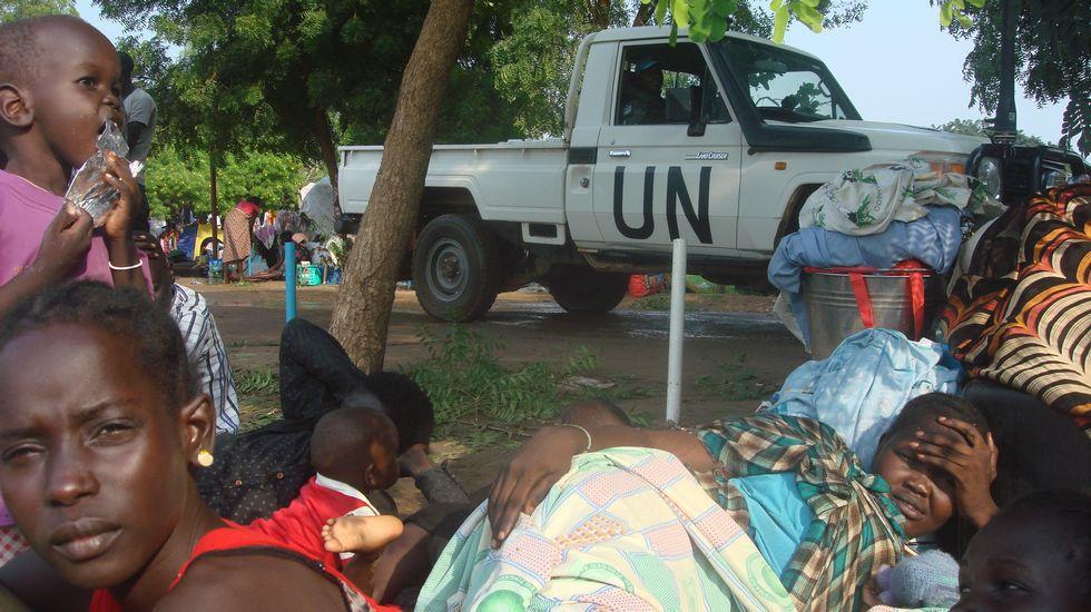 Sudán, Sudán del Sur. Militarismo, guerras, petróleo. - Página 5 Afp_20160711_183422260