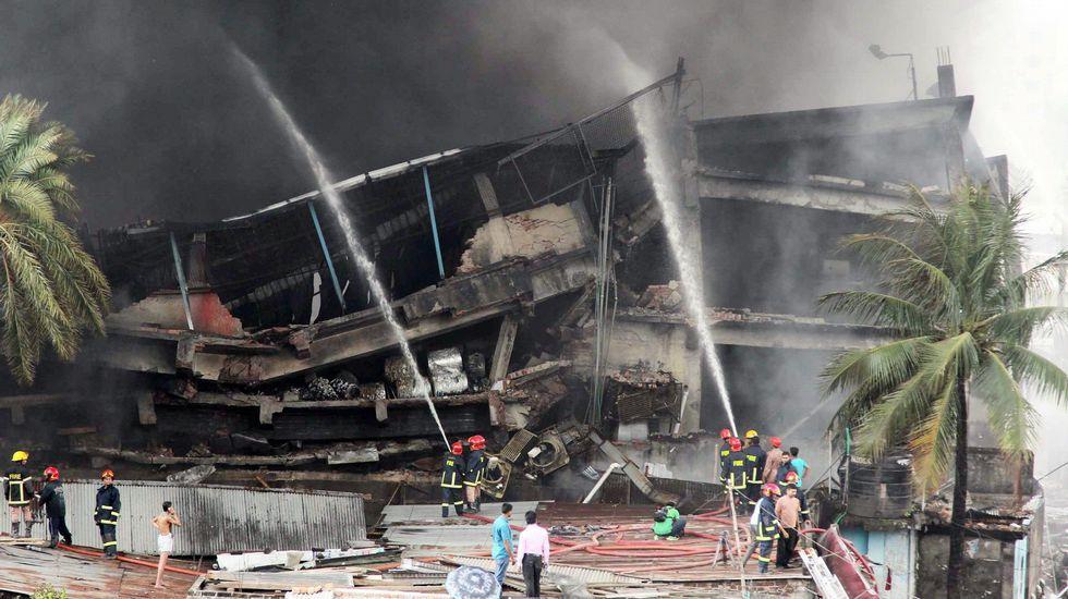 Bangladesh: Centenares de proletarias y proletarios mueren en fábricas textiles  - Página 3 Efe_20160910_063526927