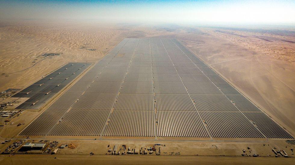 Energía. Las fuentes renovables.Ya superan al carbón. J27m7073