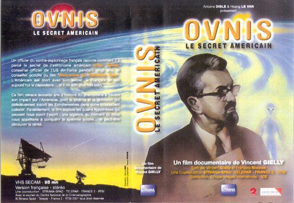 Ovni le secret américain (2001) Vdosa