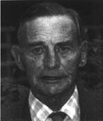 Militaire: Peter John Hill-Norton (amiral, Lord) (1915-2004) Hill-Norton