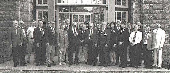 Le colloque de Pocantico 29 septembre - 4 octobre 1997 Poc1