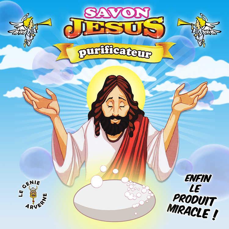 Pourquoi ne peut-on pas voir Dieu? - Page 3 Zoom_savon-jesus-humour-purificateur-humoristique-relief-produit-miracle-alleluia-laver-peches-saintete-paradis-seigneur-dieu-eglise-beni-benediction-divin-cadeau-anniversaire-cure-messie-chretien-catholique-religion-bulles-2