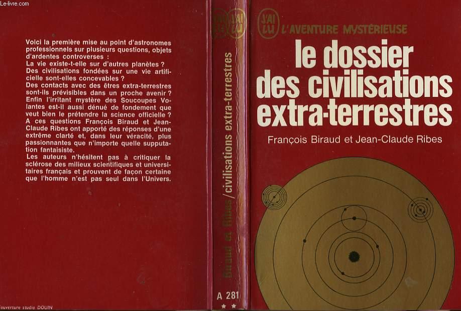 """Liste de l'ancienne collection """"j'ai Lu - L'Aventure Mystèrieuse"""" sur les ovnis et ET RO90071606"""